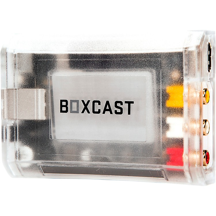 BoxCast HD Live Video Streaming Encoder