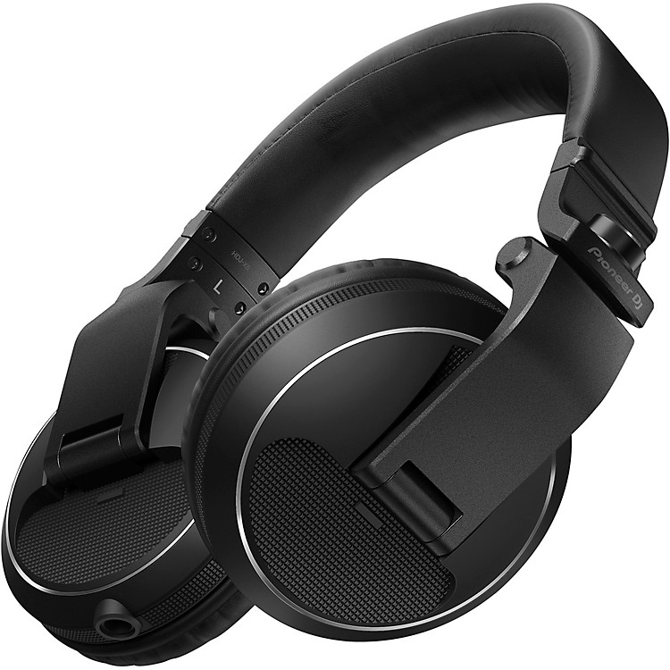 Pioneer HDJ-X5 DJ Headphones Black