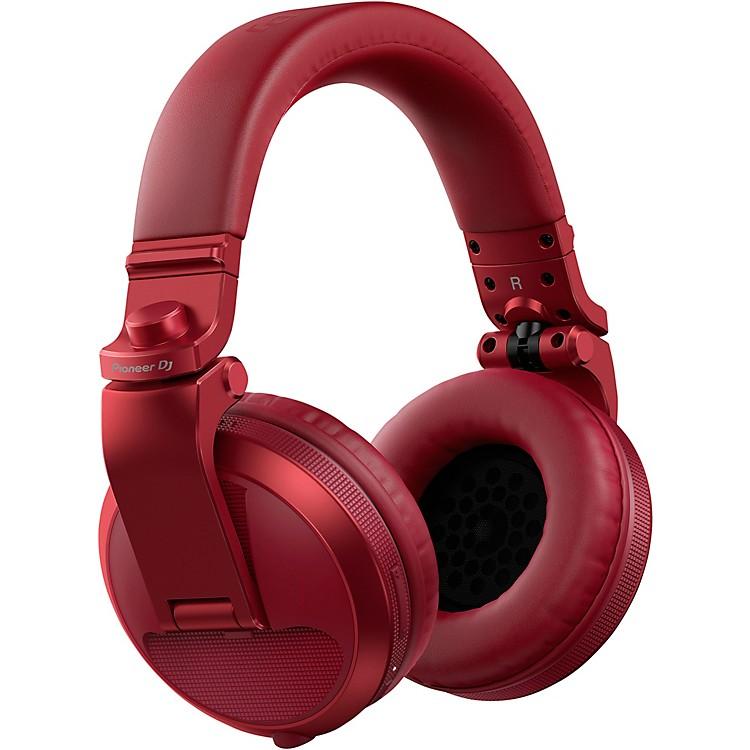 PioneerHDJ-X5BT Over-Ear DJ Headphones with BluetoothRed