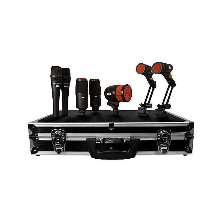 Heil SoundHDK-7 Drum Microphone Kit