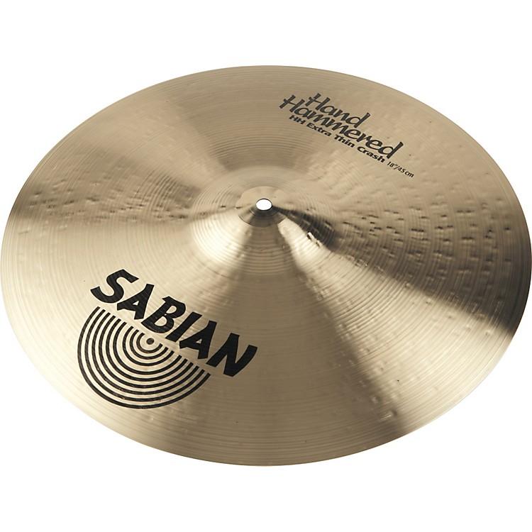 SabianHH Series Extra Thin Crash Cymbal14 in.