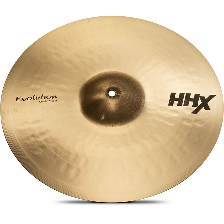 Sabian HHX Evolution Series Crash Cymbal  17 in.