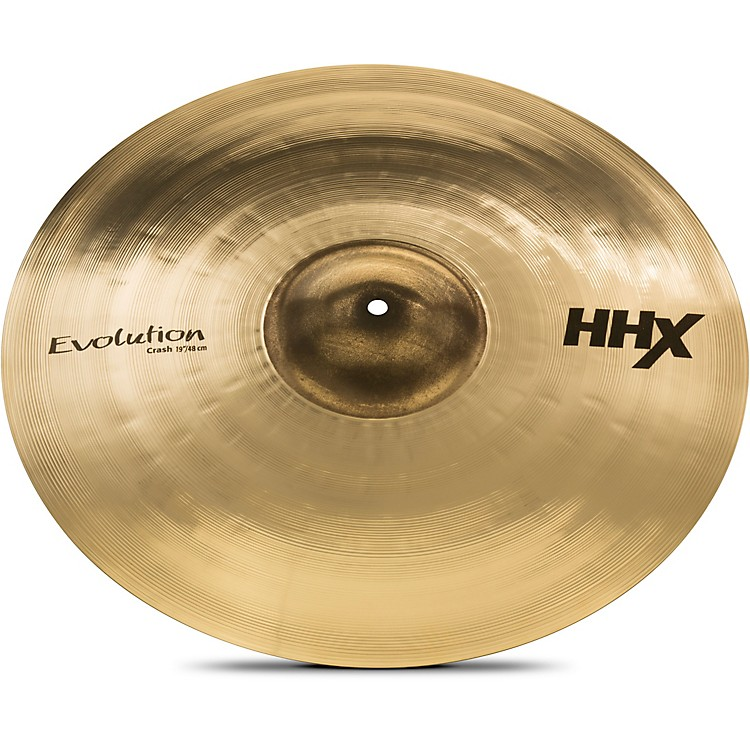 Sabian HHX Evolution Series Crash Cymbal  18 in.