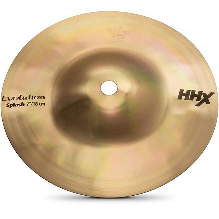 SabianHHX Evolution Series Splash Cymbal7 in.