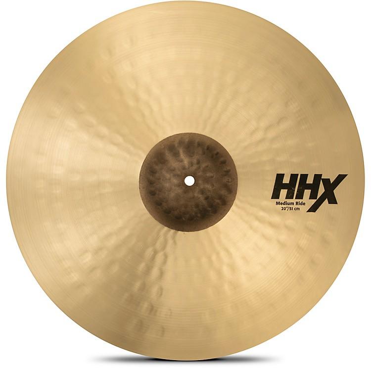 SabianHHX Medium Ride Cymbal20 in.