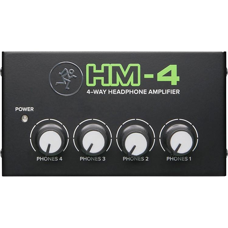 MackieHM-4 4-Way Headphone Amplifier