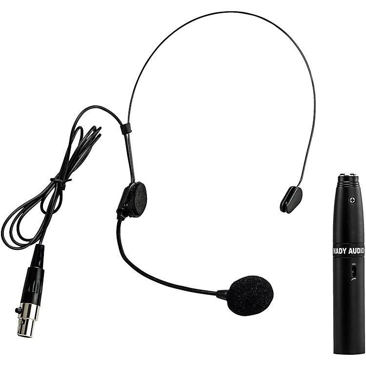 NadyHM-5U Headset MicBlackXLR Adapter