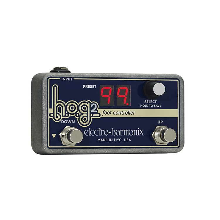 Electro-HarmonixHOG 2 Foot Controller