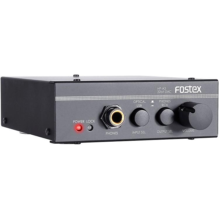 FostexHP-A3 32-Bit Digital to Analog Converter/Headphone Amplifier