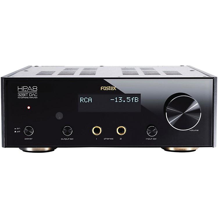 FostexHP-A8C Headphone amplifier