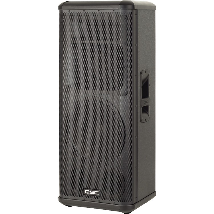 qsc hpr153f 15 3 way powered speaker music123. Black Bedroom Furniture Sets. Home Design Ideas