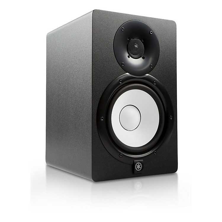 Yamaha hs7 powered studio monitor music123 for Yamaha powered monitor speakers