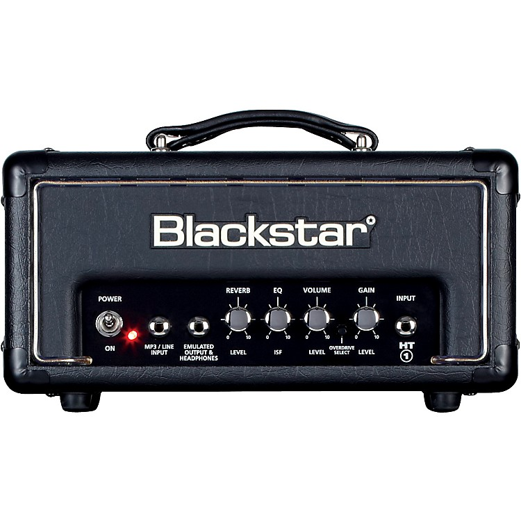 BlackstarHT Series HT-1RH 1W Tube Guitar Amp Head