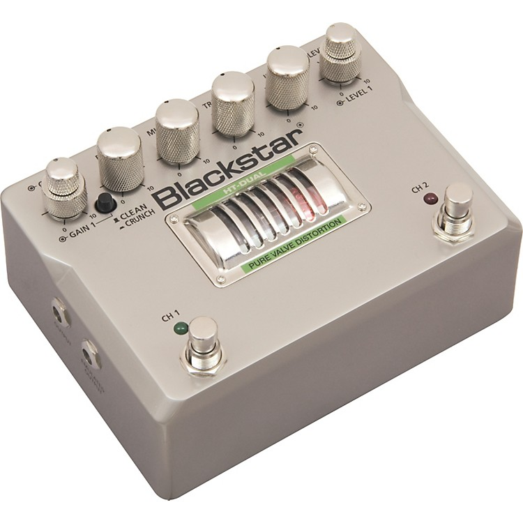 Blackstar HT Series HT-DUAL Tube Dual Distortion Guitar Effects Pedal