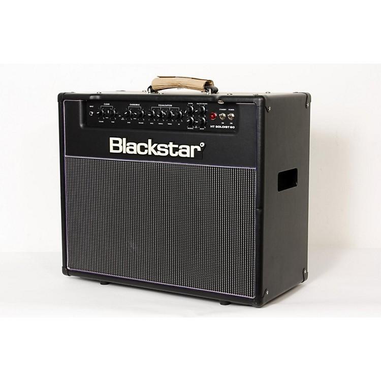 BlackstarHT Soloist 60W 1x12 Tube Guitar Combo AmpBlack888365579894