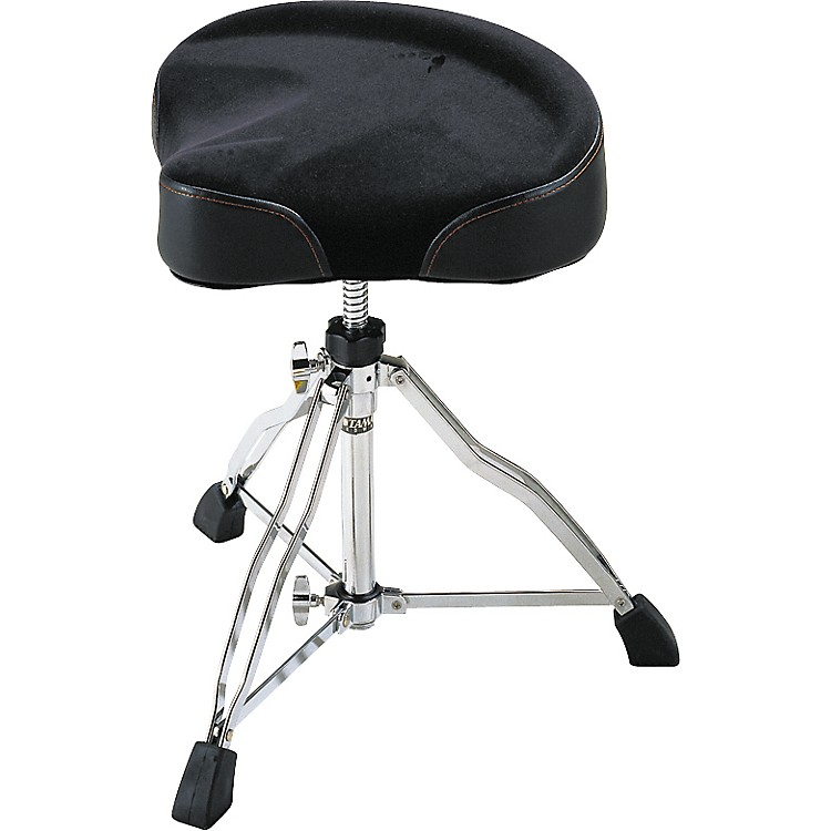 Tama HT530C Wide Rider Drum Throne with Cloth Top
