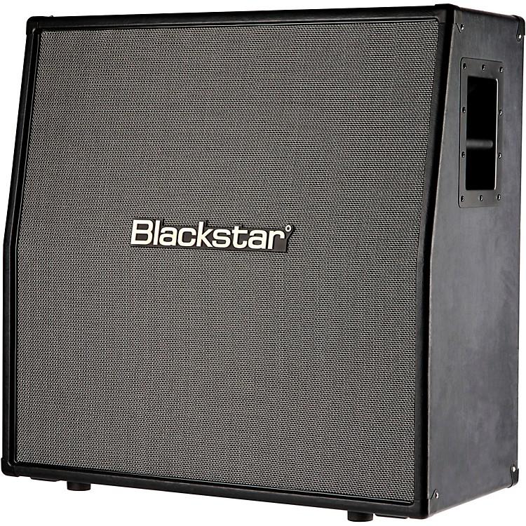 BlackstarHTV412A MKII HT Venue Series 320W 4x12 Angled Guitar Speaker CabinetBlack