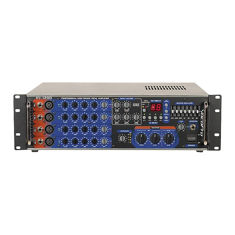 VocoProHV-1200RV 4-Channel Powered Mixer