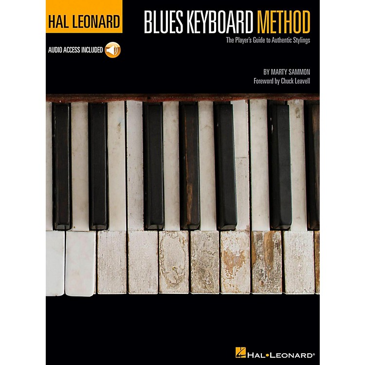 Hal LeonardHal Leonard Blues Keyboard Book/Audio Online