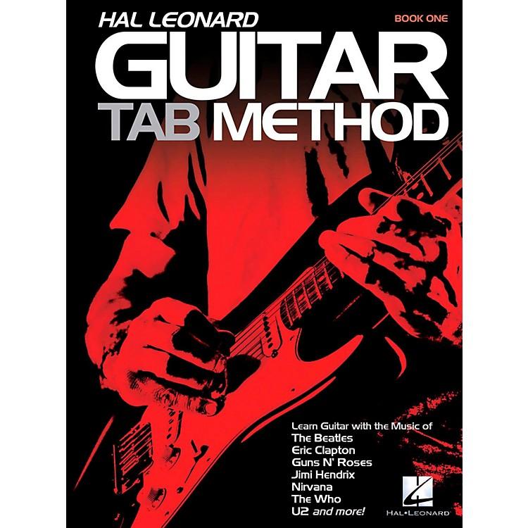 Hal LeonardHal Leonard Guitar Tab Method Book 1 (Book Only)