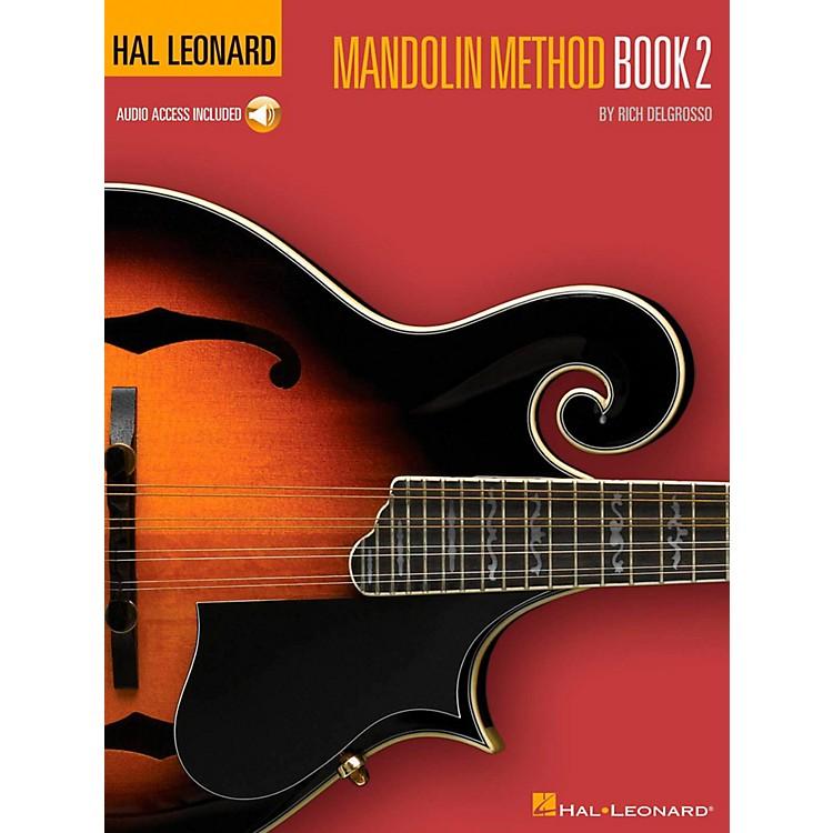 Hal LeonardHal Leonard Mandolin Method Book 2 Book/Online Audio