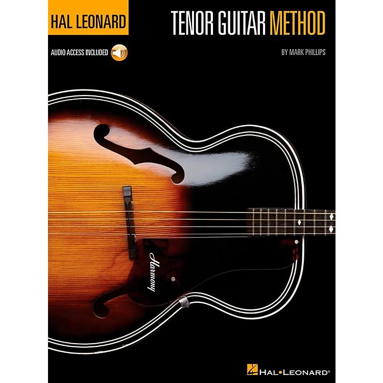 Hal LeonardHal Leonard Tenor Guitar Method Book/Audio Online