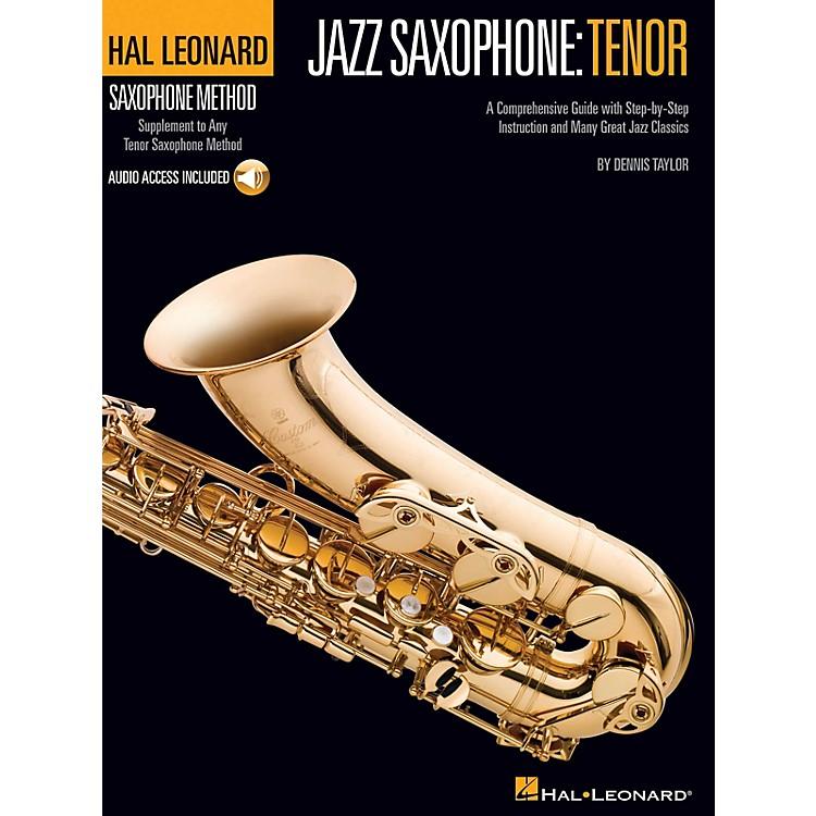 Hal LeonardHal Leonard Tenor Saxophone Method Sax Instruction Series Softcover Audio Online Written by Dennis Taylor