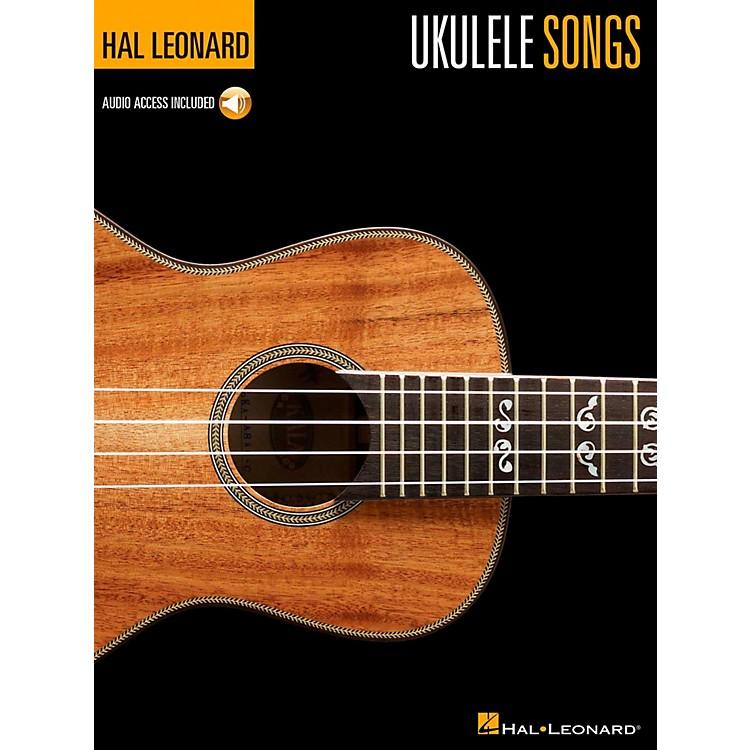 Hal LeonardHal Leonard Ukulele Songs Book/Online Audio