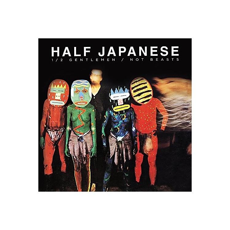 AllianceHalf Japanese - Half Gentlemen Not Beasts