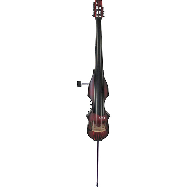 BSX BassHalf Note 5-String Acoustic-Electric Upright Bass