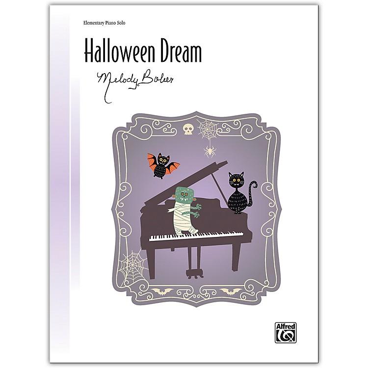 AlfredHalloween Dream Elementary