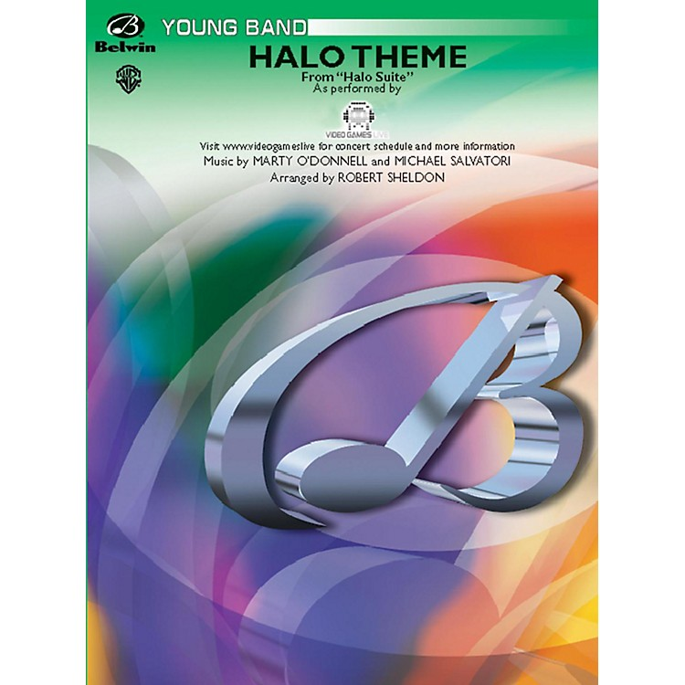 AlfredHalo Theme (from Halo Suite) Grade 2 (Easy)