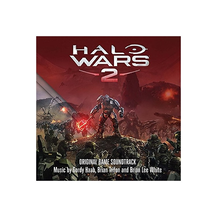 Alliance Halo Wars 2 / Game O.s.t.