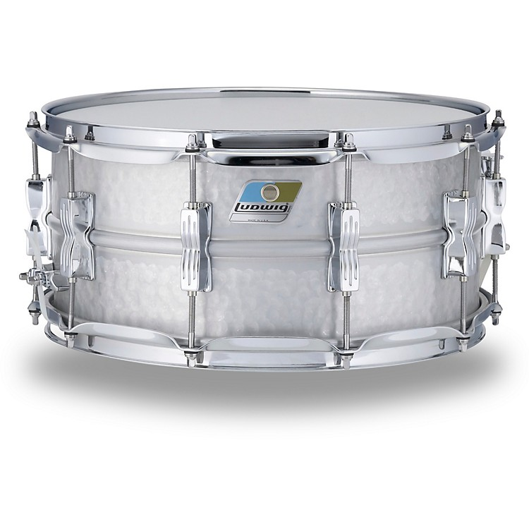 LudwigHammered Acrolite Snare Drum14 x 6.5 in.