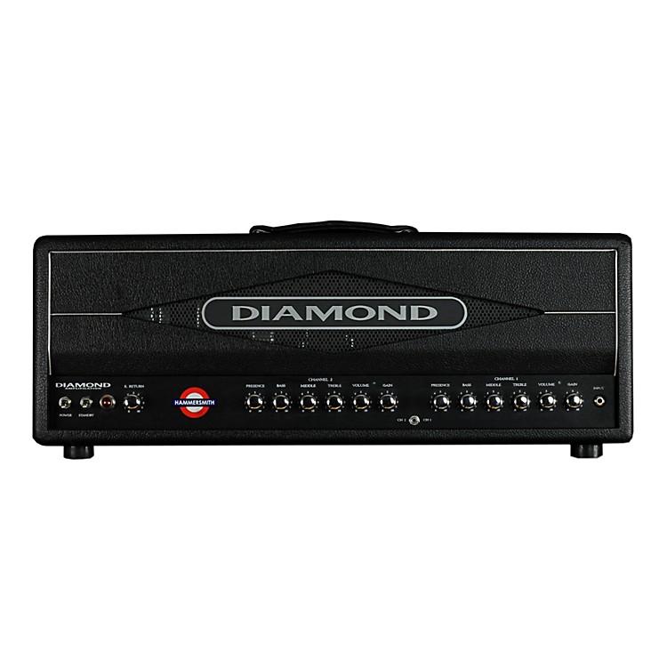Diamond AmplificationHammersmith USA Custom Series 100W Vintage / Modern Tube Guitar Amp Head