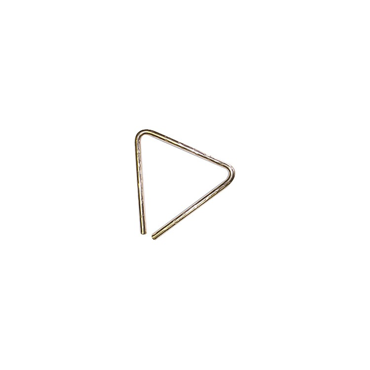 Sabian Hand-Hammered Bronze Triangles 6 in. Triangle