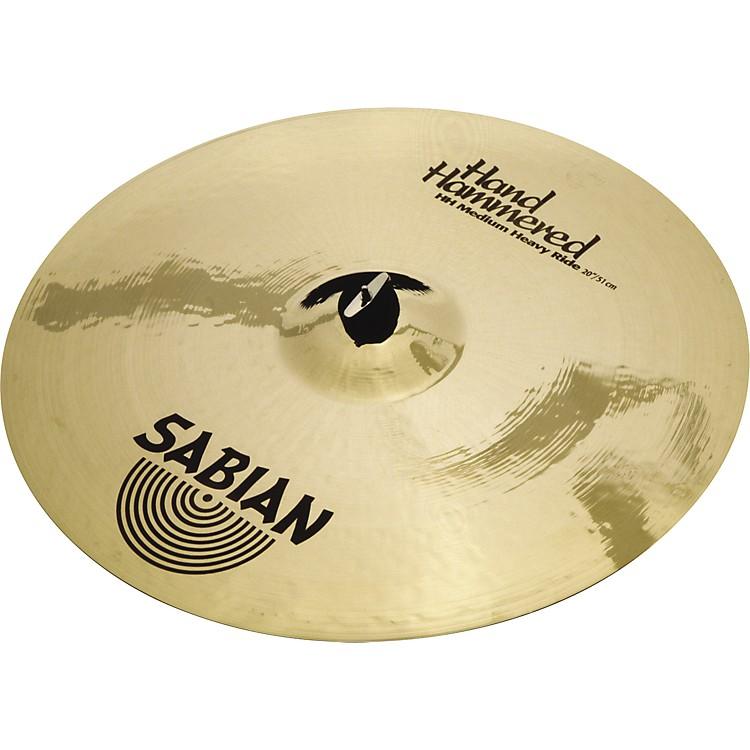 SabianHand Hammered Medium Heavy Ride Cymbal20 in.