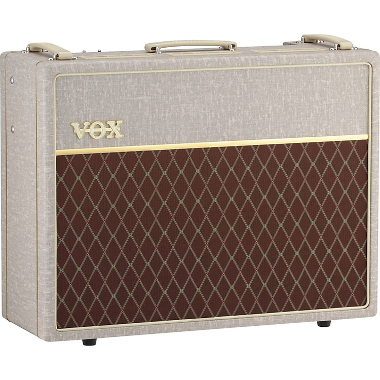 VoxHand-Wired AC30HW2X 30W 2x12 Tube Guitar Combo AmpFawn