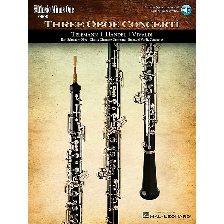 Hal LeonardHandel Telemann Vivaldi Oboe Concertos