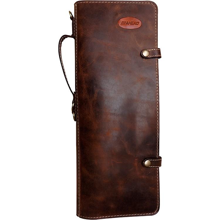 AheadHandmade Leather Stick CaseTan
