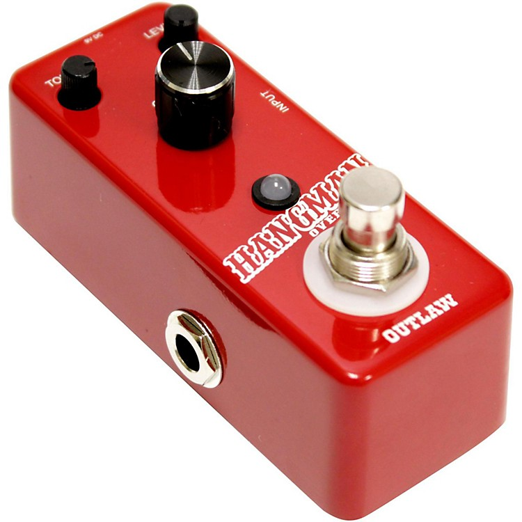 Outlaw EffectsHangman Guitar Overdrive Pedal