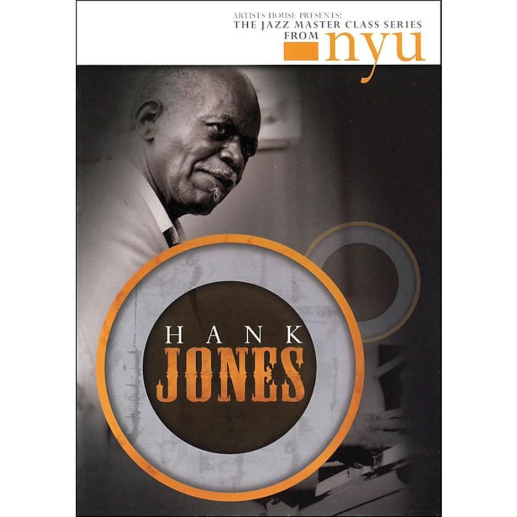Hal LeonardHank Jones - The Jazz Master Class Series From NYU (DVD)