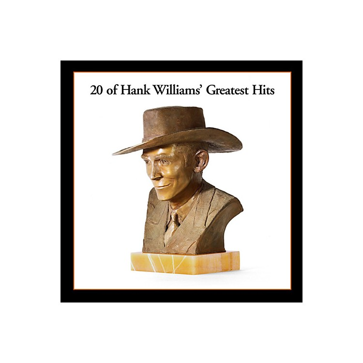 Alliance Hank Williams - 20 Greatest Hits