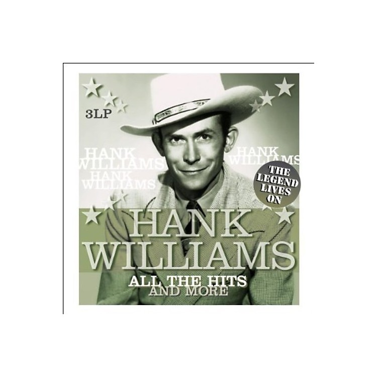 AllianceHank Williams - All the Hits & More