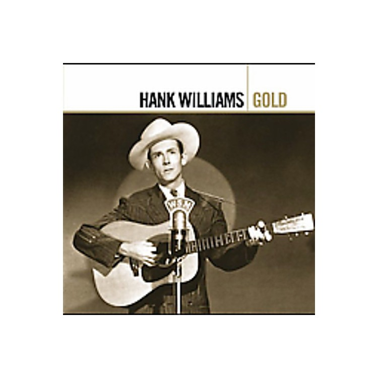 AllianceHank Williams - Gold (CD)