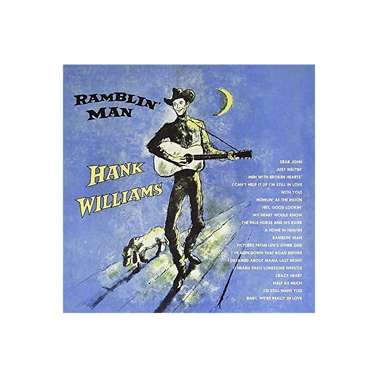 Alliance Hank Williams - Ramblin Man