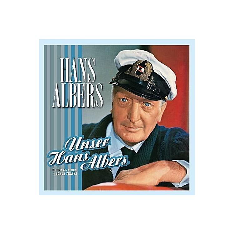 AllianceHans Albers - Unser Hans Albers