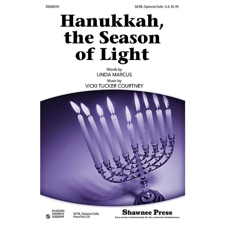 Shawnee PressHanukkah, the Season of Light SATB composed by Vicki Tucker Courtney