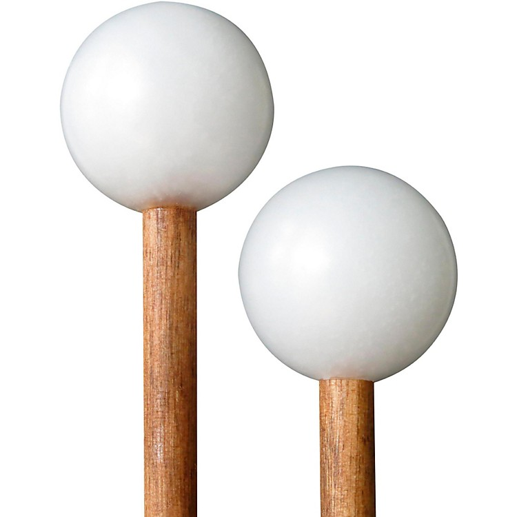 Timber Drum Company Hard Poly Mallets Birch Handles