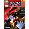 Hal Leonard Hard Rock Guitar Play-Along Volume 3 (Boss eBand Custom Book with USB Stick)